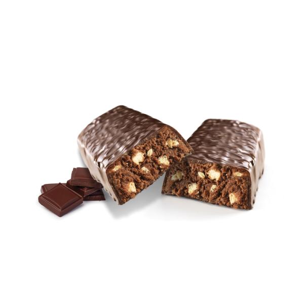 Čokoládová chrumkavá tyčinka v horkej čokoláde  NutriFood Keto