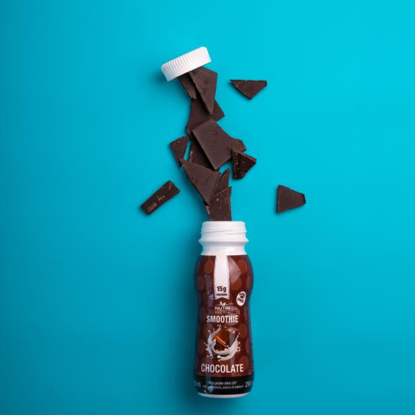 Čokoládové proteínové smoothie NutriFood