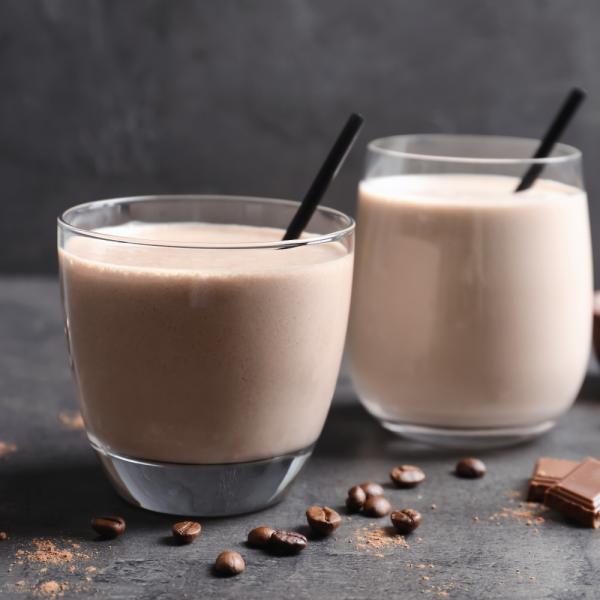 Proteínový koktail s káva NutriFood Keto