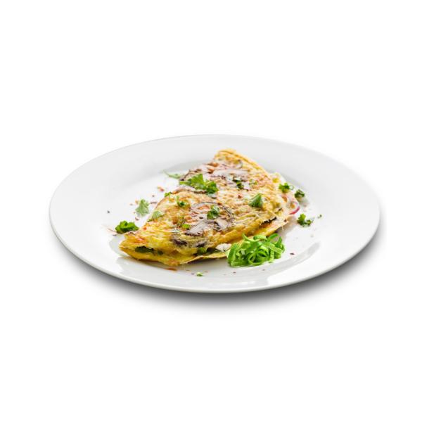 Omeleta s bylinkami NutriFood Keto