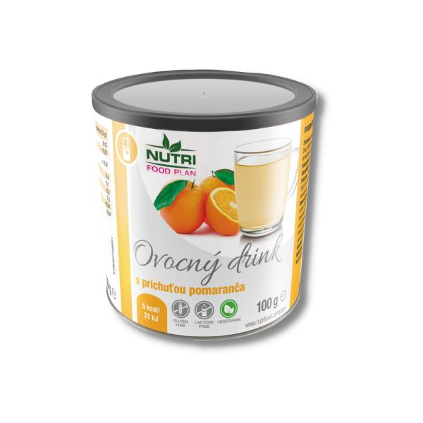 Pomarančový drink