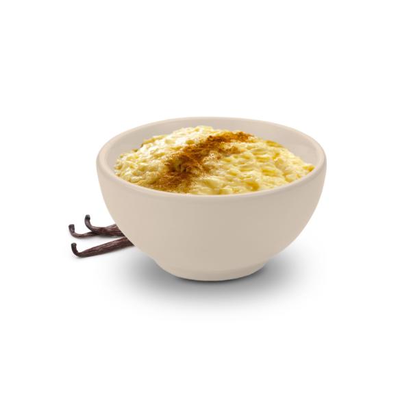 Proteínová vanilkový ryža