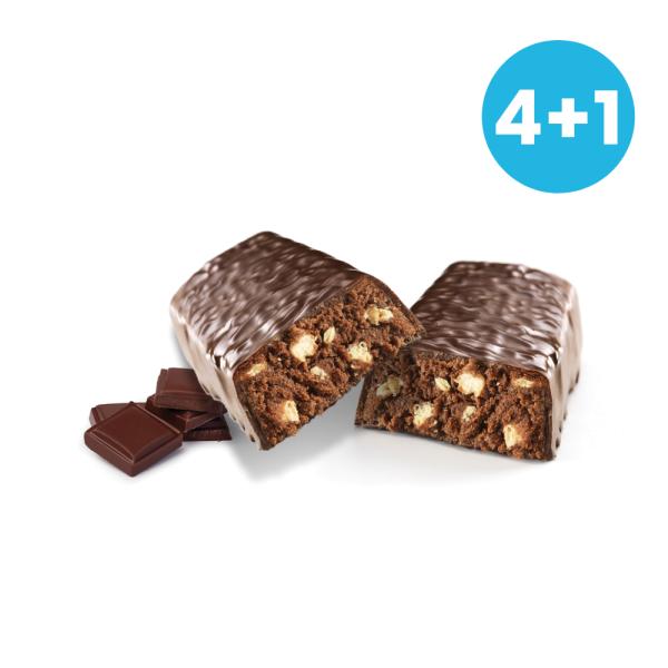 Čokoládové chrumkavé tyčinky v horkej čokoláde 4+1 ZADARMO