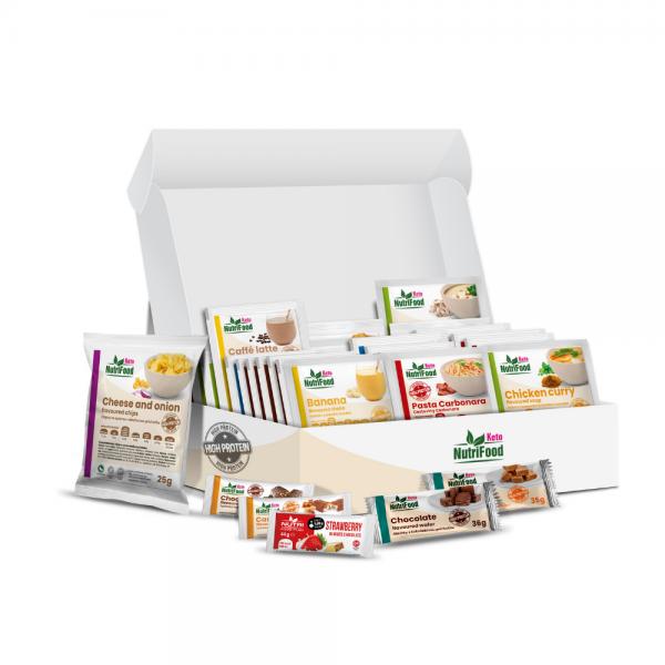 Proteinova dieta na 56 dni - NutriFood Keto