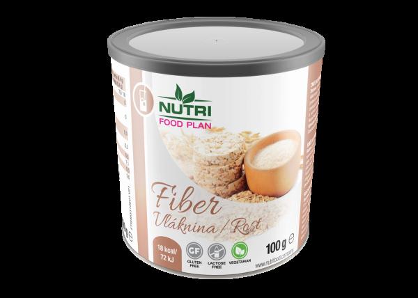 Fiber vláknina. NutriFood Keto diéta. Potraviny NutriFood. Vysokobielkovinové jedlá.
